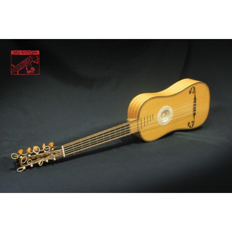 Guitarra Barroca