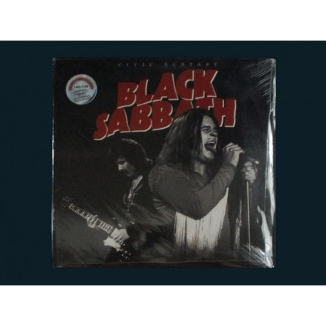BLACK SABBATH: CIVIL ECSTASY