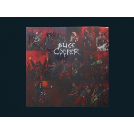 ALICE COOPER: ALICE COOPER'S HALLOWEEN NIGHT OF FEAR 2011