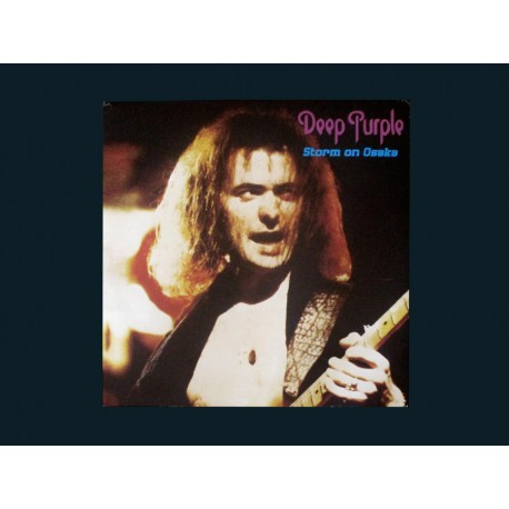DEEP PURPLE: STORM ON OSAKA