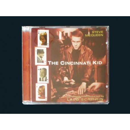 "B.S.O. DE ""THE CINCINNATI KID"", POR LALO SCHIFRIN"