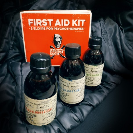 Cerveza First Aid Kit